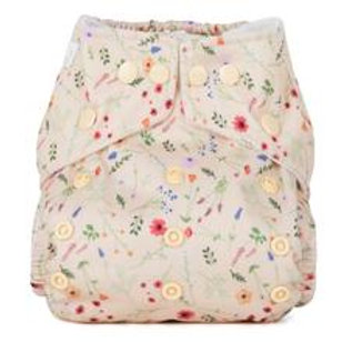 Baba+Boo One Size Reusable Nappy - Older Prints