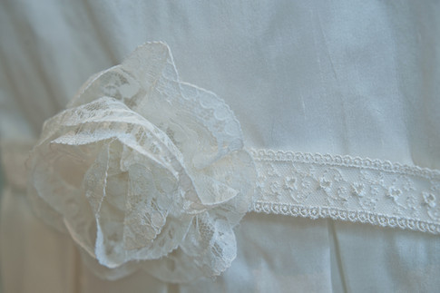 lace flower belt