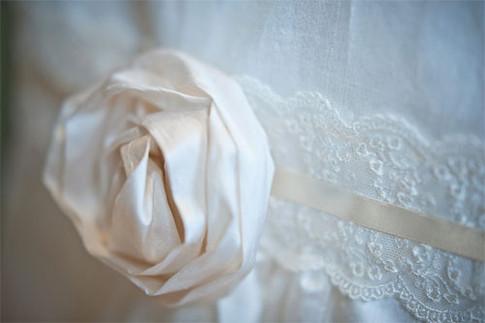 silk rose belt