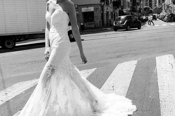 lusan mandongus bridal dress