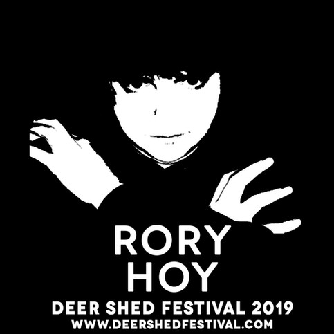 Rory returns to Deershed Festival on July 27th 2019!