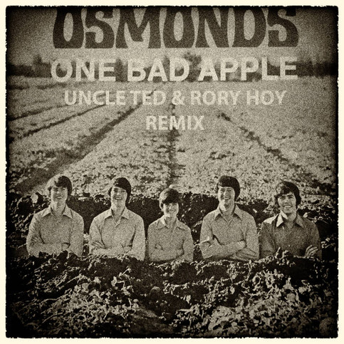 FREE DOWNLOAD - The Osmonds: One Bad Apple (Uncle Ted & Rory Hoy Remix)
