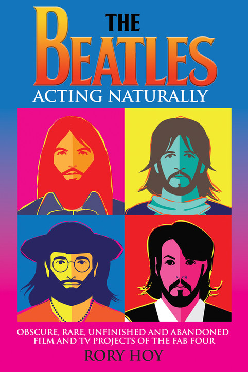 'Acting Naturally' available to pre-order on Amazon UK