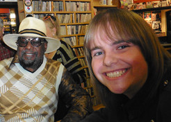 Me with George Clinton of Parliament/Funkadelic