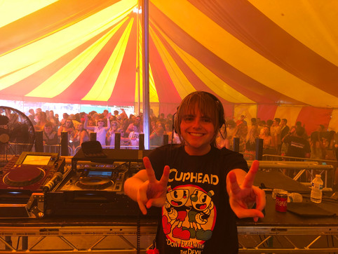 Relive Rory's set at Conisbrough Festival on Mixcloud . . . .