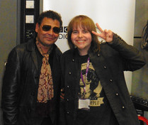 Me with Craig Charles