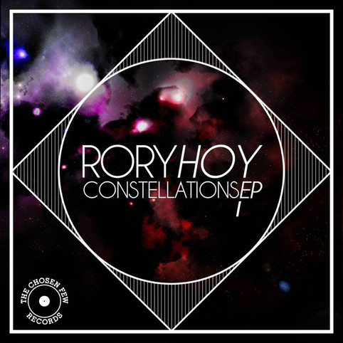 OUT NOW - 'Constellations EP' from 2013 Reissued!