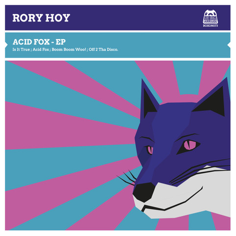 NEW RELEASE - ACID FOX + Guest mix for River Dee Radio, Scotland!