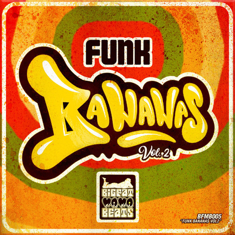 Rory Hoy and Old Flame team up for 'Funk Bananas Vol.2'