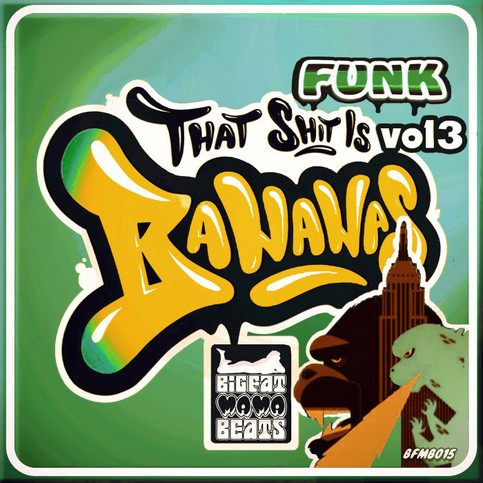 Funk Bananas Vol.3 feat. Rory Hoy OUT NOW!