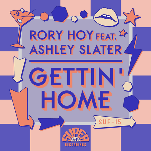 "NEW RELEASE - Rory Hoy feat. Ashley Slater, ""Gettin' Home"" OUT NOW ON ALL GOOD DOWNLOA"