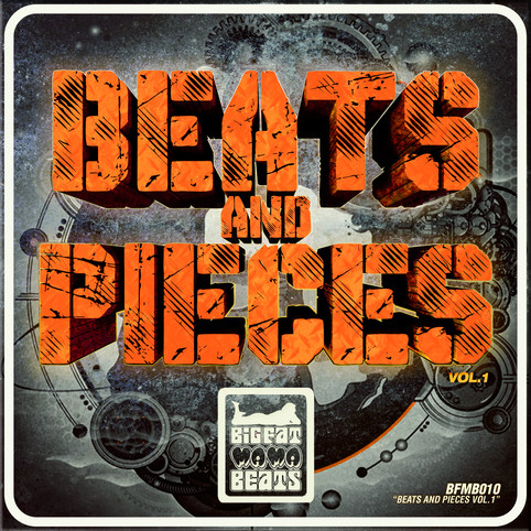 Rory appears on 'Beats And Pieces Vol.1'