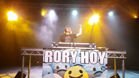 Rory returns to Deershed Festival this July!