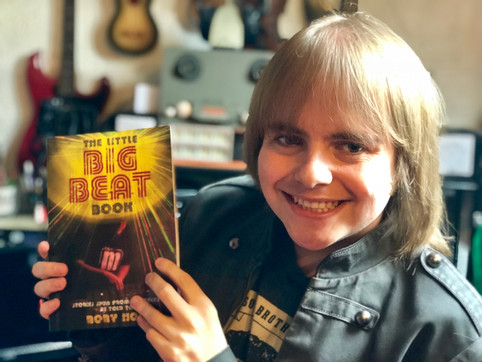 ONE WEEK TO GO Until 'The Little Big Beat Book' comes out + 'The Twelve Months Of Rory H