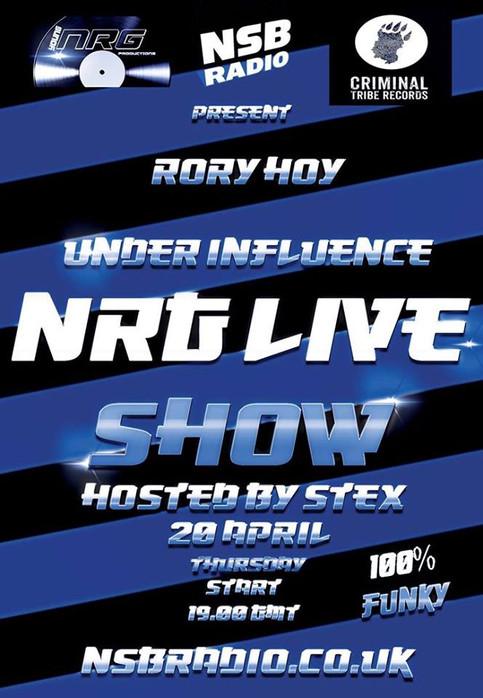 DJ Mix for NSB Radio