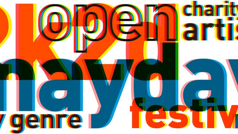 Rory DJ's for the 2k2d Open Mayday Festival