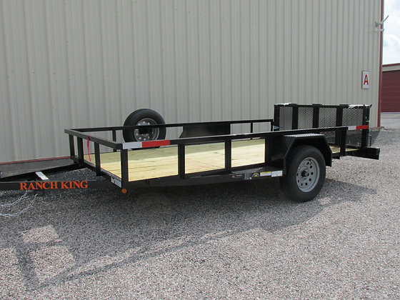 "Ranch King 72""X12' WT106-24FMR (17YBA1218LB076618)"