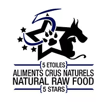 5 Etoiles aliments Crus Naturels Natural Raw Food