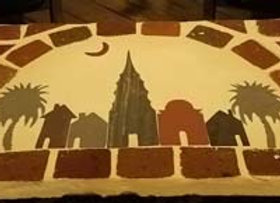Charleston Table