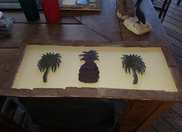 Pineapple Scene