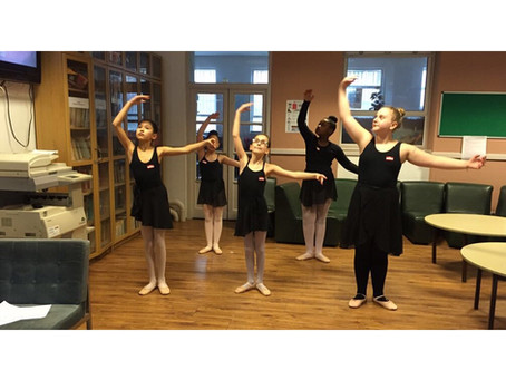 Congratulations to our Dance Stables Ballet Stars!