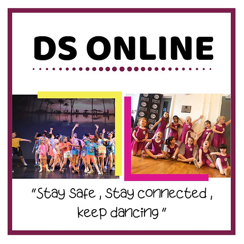 DS Kids Online Drop in  - juniors/seniors