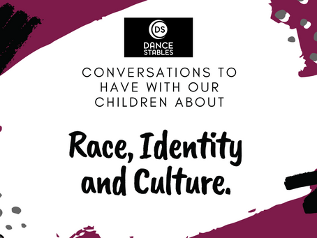 Conversations to have with our children about race and culture.