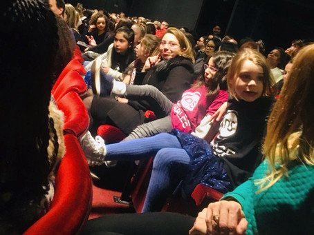 Dance Stables goes to the theatre!