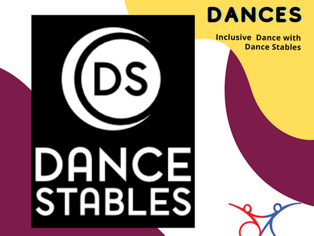 Dance Stables connects with Para Dance UK