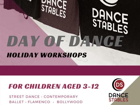Day of Dance: Harrow Kids Dance Workshops