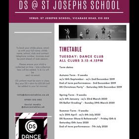 DS @ St Josephs