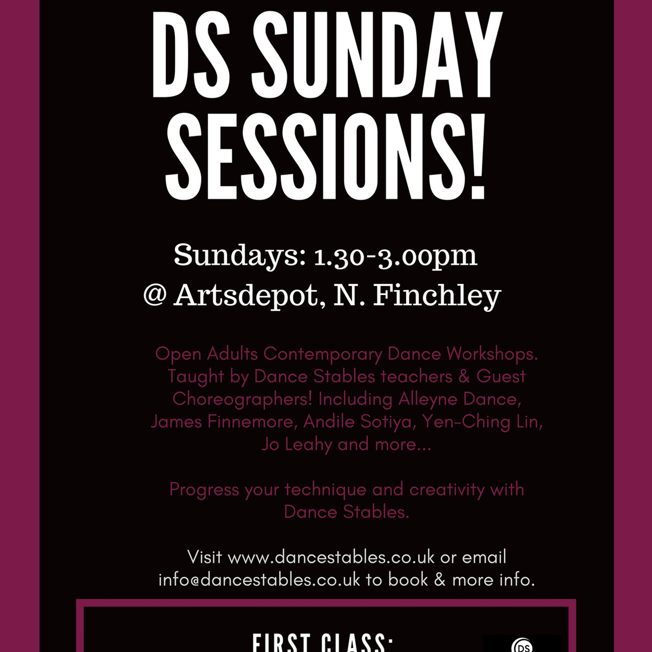 DS SUNDAY SESSIONS-5