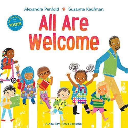"""""""All Are Welcome"""" - Alexandra Penfold & Suzanne Kaufman"""