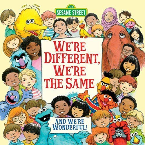 """""""We're Different, We're The Same, and We're Wonderful"""" - Bobbi Jane Kates"""