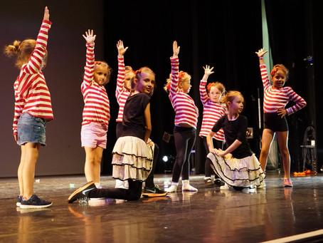 Keep Dancing in your Home Schooling!