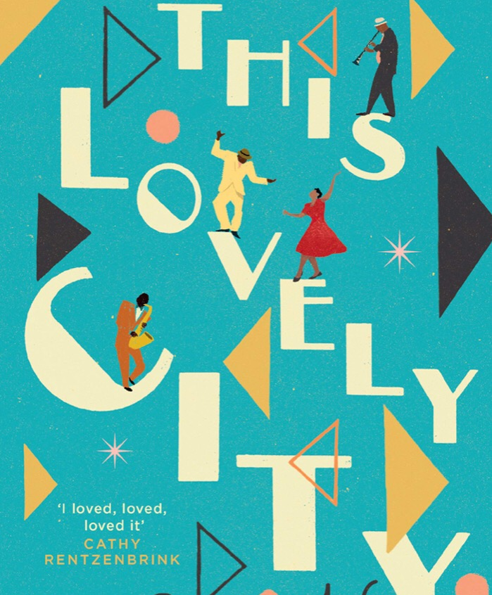 """""""This Lovely City"""" - Louise Hare"""
