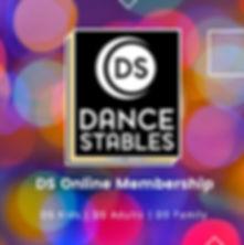 DS Online Memberships
