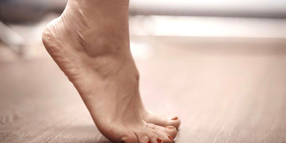 Essentrics Ankle Strength