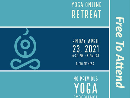 Yin & Yang Yoga Virtual Retreat