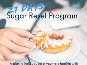 21-Day Sugar Reset Program