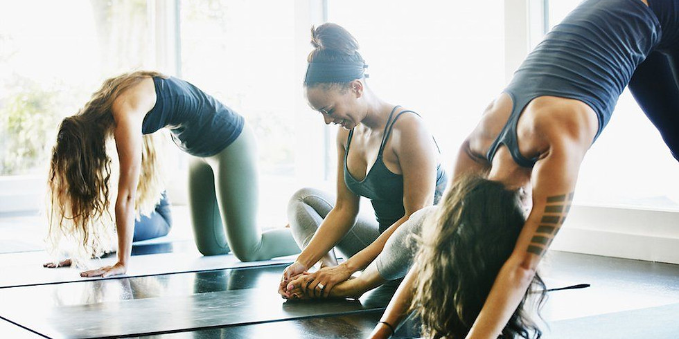 Yoga Flow Happiness Booster