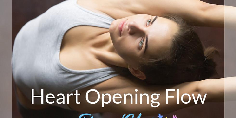 Vinyasa Heart Opener