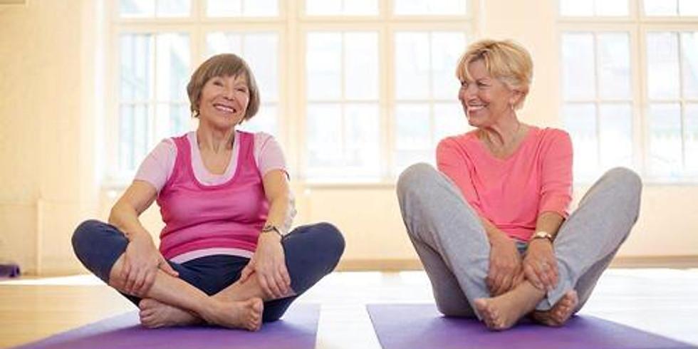 Yin Yoga Focus on Hips