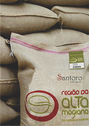 Café Verde Single Origin Estancia Santoro - 5 kg