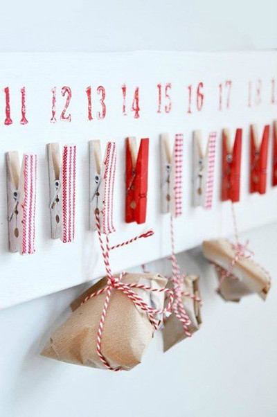 a selection by Angry Pixie of advent calendars