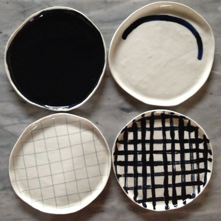 beautiful black ceramics