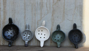 ceramic tea strainers