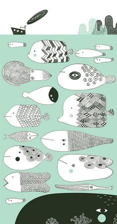 illustrations I love.