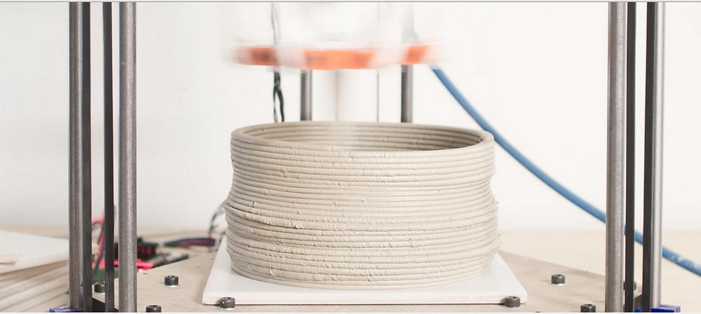 3D printed ceramics  olivier van herpt