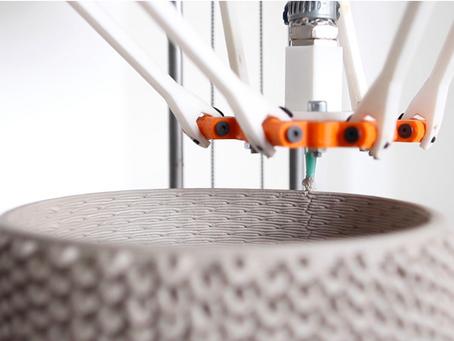 3D printed ceramics / olivier van herpt